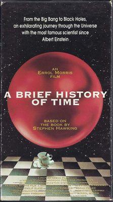 """Постер к фильму """"Краткая история времени"""" /A Brief History of Time/ (1991)"""