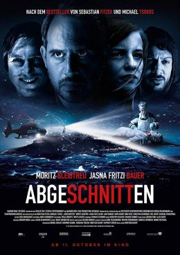 "Постер к фильму ""Звонок мертвецу"" /Abgeschnitten/ (2018)"