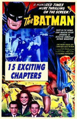 """Постер к фильму """"Бэтмен"""" /Batman/ (1943)"""