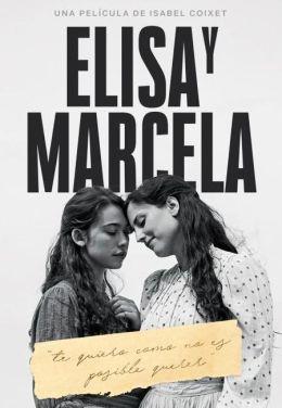 """Постер к фильму """"Элиса и Марчела"""" /Elisa y Marcela/ (2019)"""