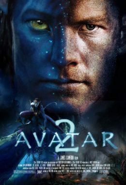 "Постер к фильму ""Аватар 2"" /Avatar 2/ (2018)"