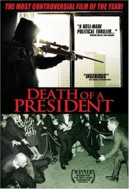 """Постер к фильму """"Смерть президента"""" /Death of a President/ (2006)"""