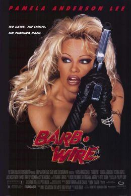 """Постер к фильму """"Не называй меня малышкой"""" /Barb Wire/ (1996)"""