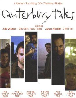 """Постер к фильму """"Кентерберийские рассказы"""" /Canterbury Tales/ (2003)"""