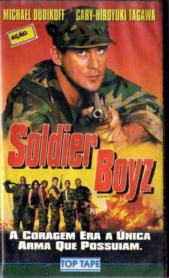 """Постер к фильму """"Солдаты"""" /Soldier Boyz/ (1995)"""