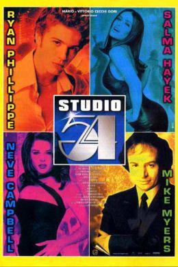 """Постер к фильму """"Студия 54"""" /54/ (1998)"""