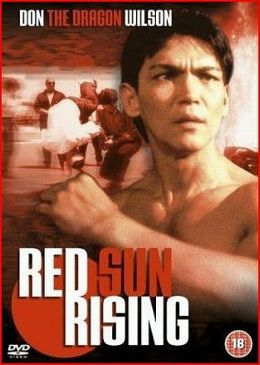 """Постер к фильму """"Восход Красного Солнца"""" /Red Sun Rising/ (1994)"""