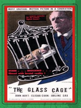 "Poster for the movie ""The Glass Cage"" / The Glass Cage / (1964)"
