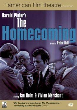 """Постер к фильму """"Возвращение домой"""" /The Homecoming/ (1973)"""