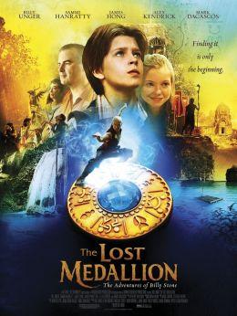 "Постер к фильму ""Пропавший медальон"" /The Lost Medallion: The Adventures of Billy Stone/ (2013)"