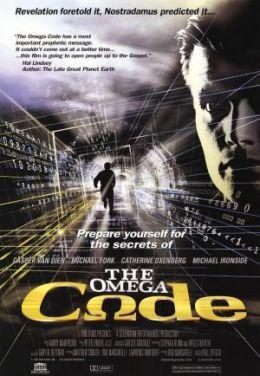 """Постер к фильму """"Код «Омега»"""" /The Omega Code/ (1999)"""