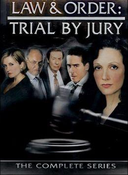 """Постер к фильму """"Закон и порядок: Суд присяжных """" /Law & Order: Trial by Jury / (2005)"""