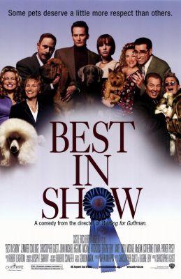 "Постер к фильму ""Победители шоу"" /Best in Show/ (2000)"