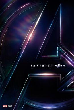 """Постер к фильму """"Мстители: Война бесконечности"""" /Avengers: Infinity War/ (2018)"""