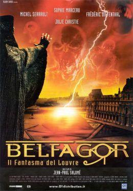 """Постер к фильму """"Белфегор - Призрак Лувра"""" /Belphégor - Das Phantom des Louvre/ (2001)"""