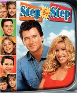 """Постер к фильму """"Шаг за шагом"""" /Step by Step/ (1991)"""