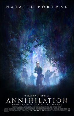 """Постер к фильму """"Аннигиляция"""" /Annihilation/ (2018)"""