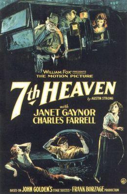 """Постер к фильму """"Седьмое небо"""" /7th Heaven/ (1926)"""
