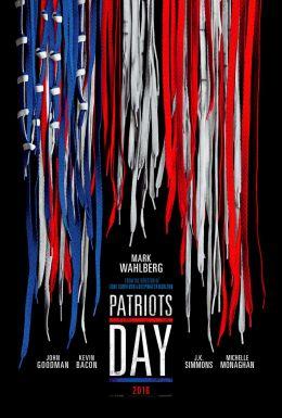 """Постер к фильму """"День патриотов"""" /Patriots Day/ (2016)"""