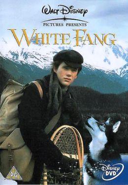 "Постер к фильму ""Белый Клык"" /White Fang/ (1991)"