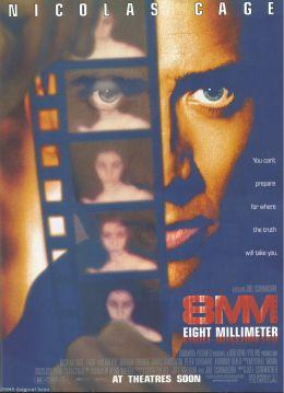 """Постер к фильму """"8 миллиметров"""" /8mm - Acht Millimeter/ (1999)"""