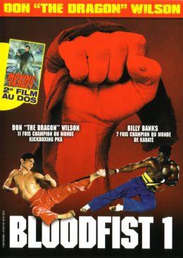 "Постер к фильму ""Кровавый кулак"" /Bloodfist/ (1989)"