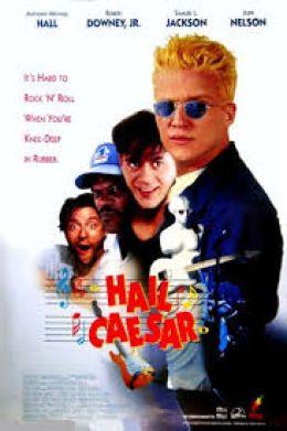 "Постер к фильму ""Да здравствует Цезарь"" /Hail Caesar/ (1994)"