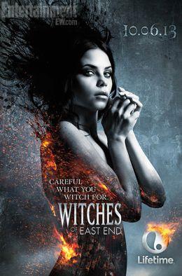 "Постер к фильму ""Ведьмы Ист-Энда"" /Witches of East End/ (2013)"