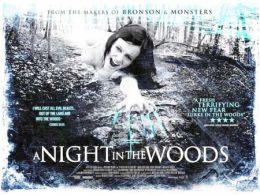 "Постер к фильму ""Ночь в лесу"" /A Night in the Woods/ (2011)"