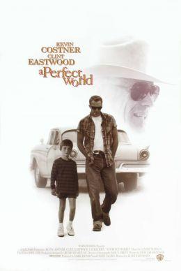 """Постер к фильму """"Совершенный мир"""" /A Perfect World/ (1993)"""