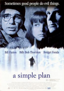 """Постер к фильму """"Простой план"""" /A Simple Plan/ (1998)"""