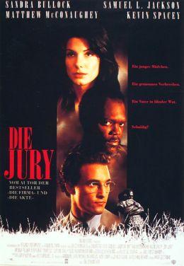 """Постер к фильму """"Время убивать"""" /A Time to Kill/ (1996)"""