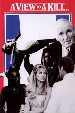 """Постер к фильму """"Вид на убийство"""" /A View to a Kill/ (1985)"""