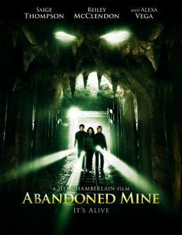 """Постер к фильму """"Шахта"""" /Abandoned Mine/ (2013)"""