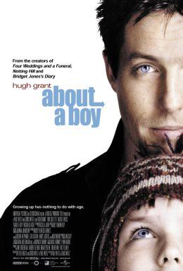 """Постер к фильму """"Мой мальчик"""" /About a Boy/ (2002)"""