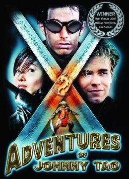 "Постер к фильму ""Битва с драконом"" /Adventures of Johnny Tao/ (2007)"