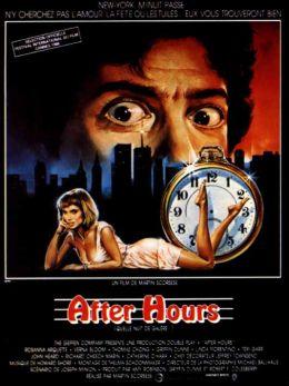 """Постер к фильму """"После работы"""" /After Hours/ (1985)"""