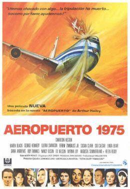 """Постер к фильму """"Аэропорт 1975"""" /Airport 1975/ (1974)"""