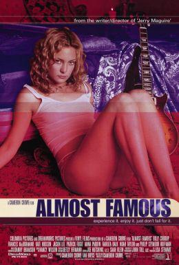 "Постер к фильму ""Почти знаменит"" /Almost Famous/ (2000)"