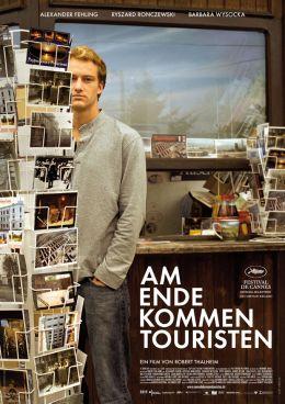 """Постер к фильму """"И вот пришли туристы"""" /Am Ende kommen Touristen/ (2007)"""