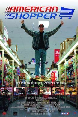 """Постер к фильму """"Американский покупатель"""" /American Shopper/ (2007)"""