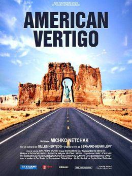 """Постер к фильму """"Американское головокружение"""" /American Vertigo/ (2007)"""