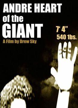 """Постер к фильму """"Андре: Сердце гиганта"""" /Andre: Heart of the Giant/ (2007)"""