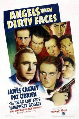 """Постер к фильму """"Ангелы с грязными лицами"""" /Angels with Dirty Faces/ (1938)"""