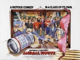 "Постер к фильму ""Зверинец"" /Animal House/ (1978)"