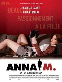 """Постер к фильму """"Анна М."""" /Anna M./ (2007)"""