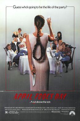 "Постер к фильму ""День дурака"" /April Fool's Day/ (1986)"