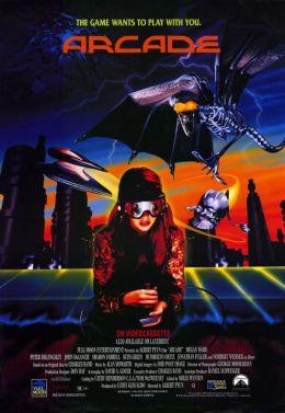 """Постер к фильму """"Аркада"""" /Arcade (1993)/ (1993)"""
