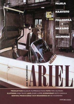 """Постер к фильму """"Ариэль"""" /Ariel/ (1988)"""