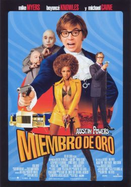 "Постер к фильму ""Остин Пауэрс: Голдмембер"" /Austin Powers in Goldmember/ (2002)"